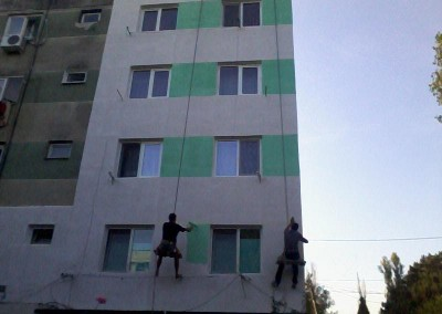 Termosistem Silv Alpin Construct - Cladiri residentiale 012