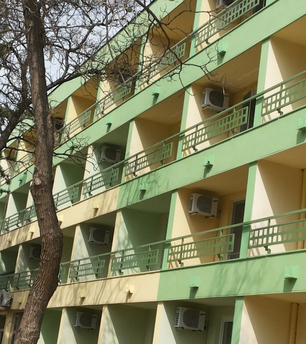 Hotel Dorna Mamaia – lucrari de alpinism utilitar in Constanta