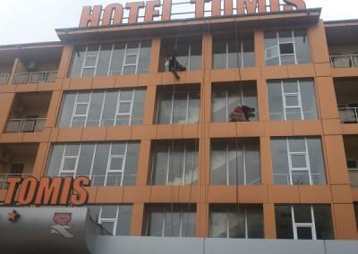 Termosistem Silv Alpin Construct - Hotel Tomis Mamaia 001