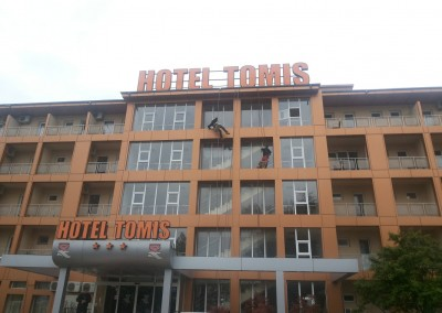 Termosistem Silv Alpin Construct - Hotel Tomis Mamaia 003