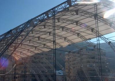 Termosistem Silv Alpin Construct - Scene spectacole 1