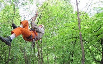 Alte servicii la inaltime cu alpinisti utilitari in Constanta