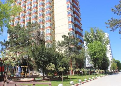 lucrari cu alpinisti utilitari in Constanta la Hotel Meduza - Complex Steaua de Mare 2
