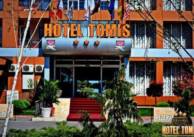 lucrari cu alpinisti utilitari in Constanta la Hotel Tomis Mamaia 1