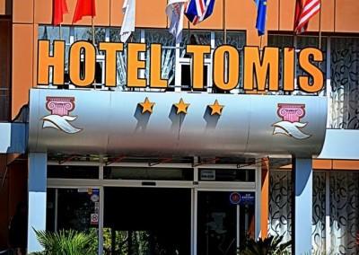 lucrari cu alpinisti utilitari in Constanta la Hotel Tomis Mamaia 4