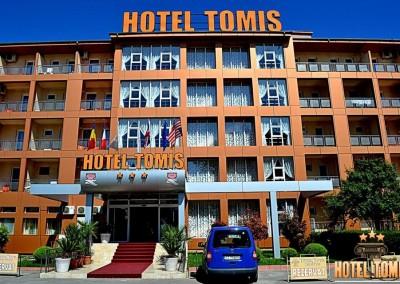 lucrari cu alpinisti utilitari in Constanta la Hotel Tomis Mamaia 5