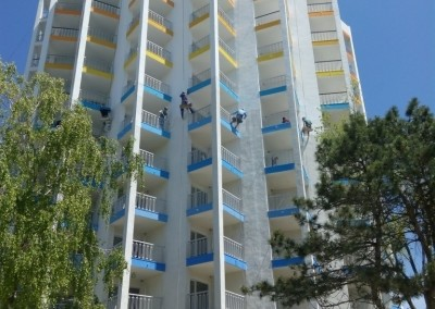 alpinisti utilitari in Constanta - vopsire exterioara TermosistemConstruct.ro ve200003