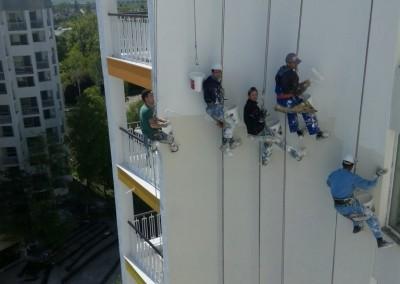 alpinisti utilitari in Constanta - vopsire exterioara TermosistemConstruct.ro ve200005