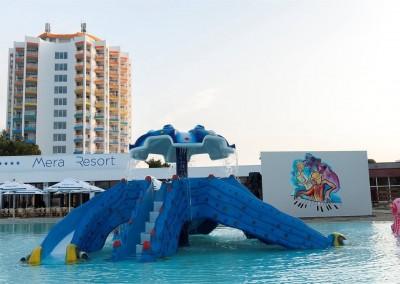 lucrari cu alpinisti utilitari in Constanta la Complex Mera Resort Venus 1