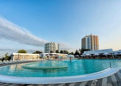 lucrari cu alpinisti utilitari in Constanta la Complex Mera Resort Venus 10