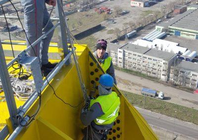 lucrari cu alpinisti utilitari in Constanta - Paceco 00010